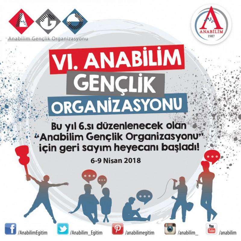 Anabilim Gençlik Organizasyonu (AGO) - 2018